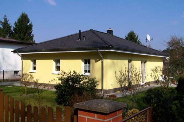 Massivhaus Birkenwerder bungalow