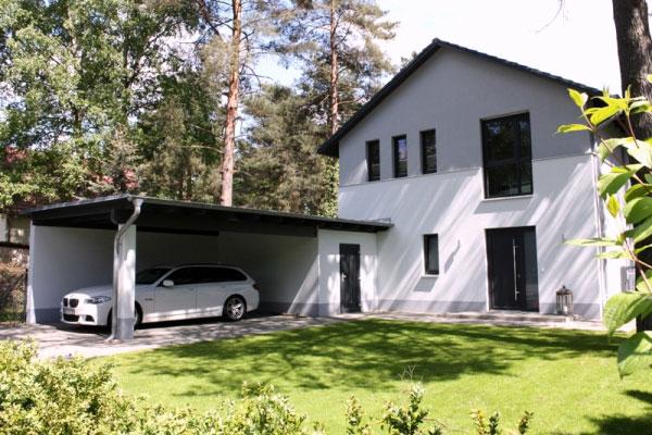 Massivhaus Birkenwerder familienhaus